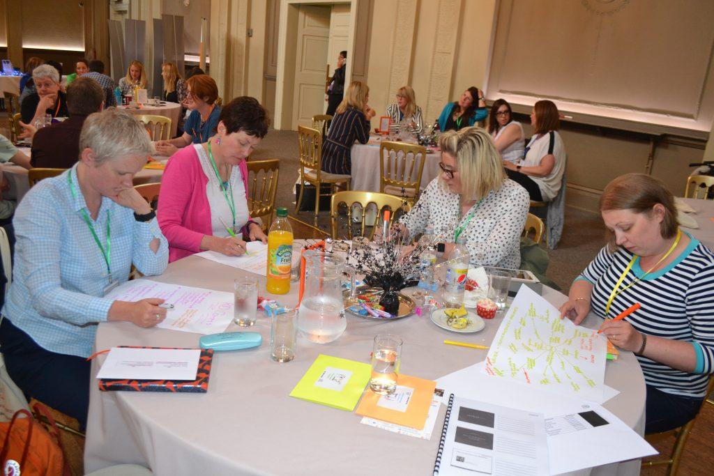 #TPBiz conference run by Beverly Sherratt and Jo Cameron