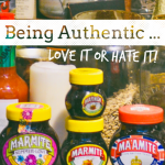 Being Authentic Means Keeping It Real