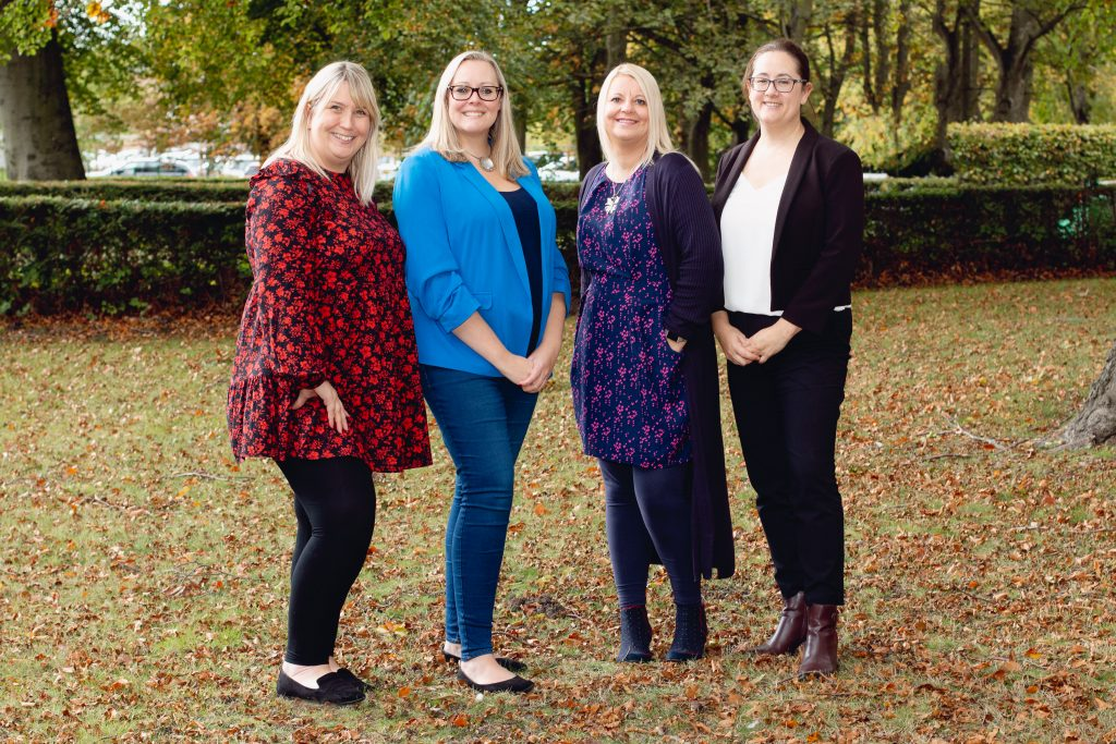 Meet the HR Team